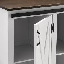 barn door for kitchen cabinets leshire barn door kitchen island