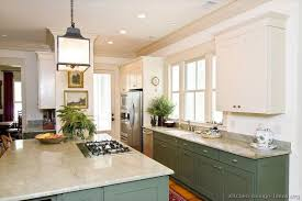 green and white kitchen cabinets traditional green kitchen kitchen and decor
