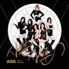 Cat Photo Album Kpop Hotness Download Aoa 에이오에이 Second Mini Album