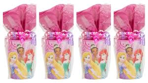 princess candy bags disney princess birthday party favors birthday wikii