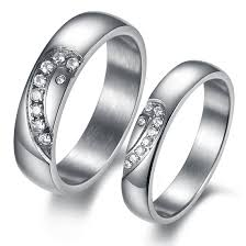 cheap his and hers wedding bands his and wedding rings wedding corners