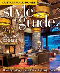House Beautiful Editorial Calendar Timber Home Living Home Group Active Interest Media