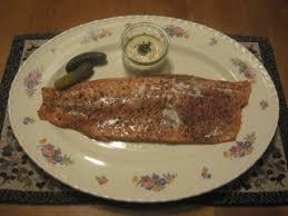 cuisiner truite au four truite au four recettes du québec