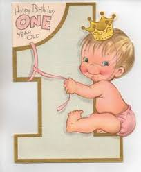 happy birthday wishes for one year old page 2
