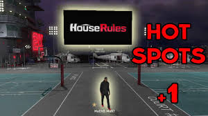 House Rules Design Com by Nba 2k17 Mypark House Rules 1 From Spots Youtube
