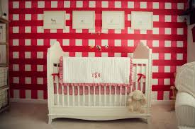 Gingham Nursery Curtains What Color Should You Paint Your Nursery Project Nursery
