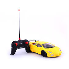 yellow lamborghini buy yellow lamborghini remote car for kids online at best price in