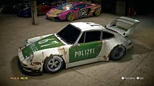 need for speed 2015 top 5 rust and vintage wrap paint job
