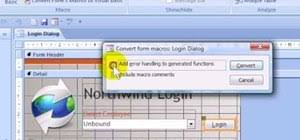 membuat form login dengan ms access 2007 how to create a multiuser login system in microsoft access