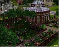 Sims 3 Garden Ideas Garden Ideas Sims 3 Portrait Garden Gallery Image And
