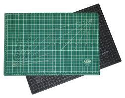 Green Desk Accessories by Amazon Com Adir Professional Self Reversible Healing Cutting Mat