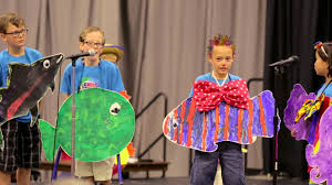 image result fish musical play script ocean theme
