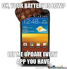 Meme Center Mobile App - scumbag phone by kameoxylon meme center