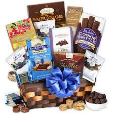 coffee baskets coffee chocolates gift basket classic gifts