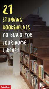 how to build diy bookshelves for your home library galleries