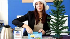 Snow Flocking For Christmas Trees by How To Flock A Xmas Tree Wmv Youtube
