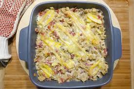 cuisine tartiflette gratin de crozets façon tartiflette rémi labculinaire apéro