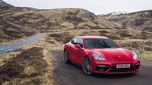porsche panamera turbo 2017 white porsche panamera turbo 2017 review by car magazine