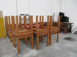 tavoli e sedie da giardino usati sedie usate 100 images noleggio sedie con