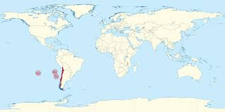 Map Chile File Chile In The World Svg Wikimedia Commons
