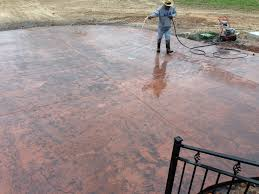 stamped concrete contractor aquacrete call us at 479 877 9274