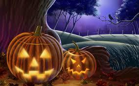jack o lantern desktop wallpaper halloween hd wallpapers hd