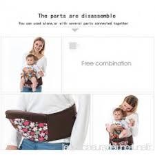 siege ergonomique bebe porte bébé avec siège de hanche avant et arrière ergonomique pour