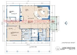 40x60 Floor Plans by Horse Barn With Living Quarters Floor Plans Floor Decoration