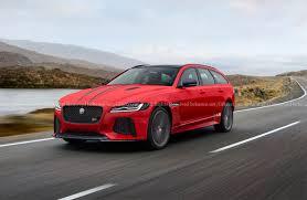 new jaguar xf sportbrake puts on svr performance attire