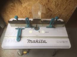 makita router table 490 makita 490 router table in dunfermline fife gumtree