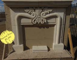 Cantera Stone Fireplaces by Special Fireplaces