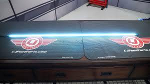 toyota trucks sa toyota tacoma putco switchblade led tailgate light bar 48