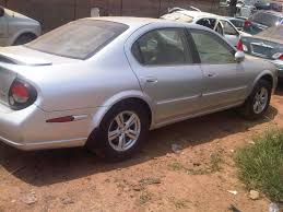 nissan maxima yahoo autos crispy registered nissan maxima for just 530k only autos nigeria