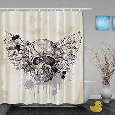 halloween shower curtain set halloween shower curtain hooks