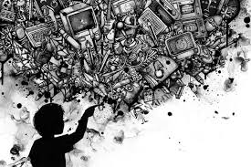 black and white illustrations by nanami cowdroy inspirationfeed