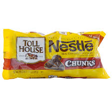 nestle toll house chunks real semi sweet chocolate 11 5 oz 326
