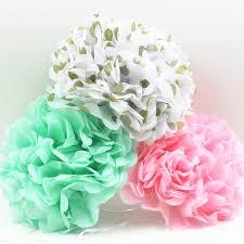 home decor paper flower promotion shop for promotional home decor