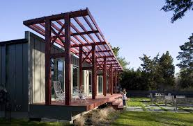 Glass Pergola Roof by Covered Pergola Patio Contemporary With Sliding Glass Door Outdoor