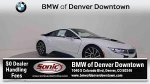 bmw i8 bmw i8 in denver co