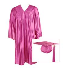 pink graduation cap hot pink graduation caps gowns and tassel as low as 20 95 low