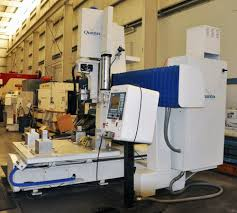 used cnc router table sold used quintax 5 axis cnc router e506 cnc parts dept inc