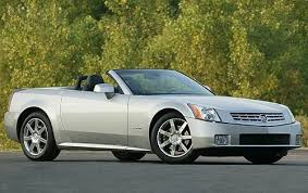 cadillac xlr cost used 2007 cadillac xlr for sale pricing features edmunds