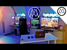 My Gaming Pc Setup Tour Youtube by Search Result Youtube Video Gaming Setup 2018