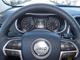 jeep xj steering wheel 2018 new jeep cherokee latitude tech connect fwd at landers