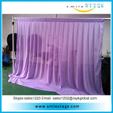 wedding backdrop stand event wedding aluminum backdrop stand pipe drape pipe and drape