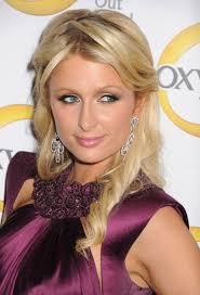 hair styles in paris paris hilton half up half down hairstyle ideal for prom