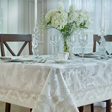 Waterford Damascus Table Linens Bloomingdale S