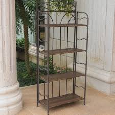 Metal Bakers Rack Folding Bakers Rack Furniture Bakers Rack Big Lots Metal Bakers