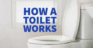 How Plumbing Works How A Toilet Works