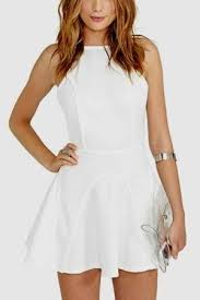 casual white dresses for juniors naf dresses